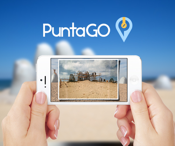 App for IOS and Android with augmented reality.http://www.puntago.com/